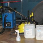 Оборудование и химия для уборки
